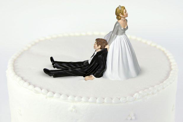 Mord an der Hochzeitstorte